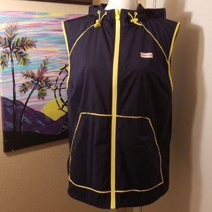 Hunter Hooded Windbreaker Vest